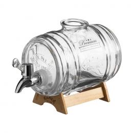 Диспенсер для напитков Kilner Barrel, 1 л