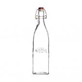 Квадратная бутылка Kilner Clip Top, 1 л