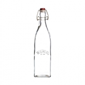 Квадратная бутылка Kilner Clip Top, 550 мл