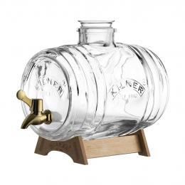 Диспенсер для напитков Kilner Barrel, 3 л