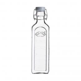 Бутылка Clip Top с мерными делениями, 600 мл