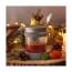 Набор из банки и ложки для супа, 350 мл